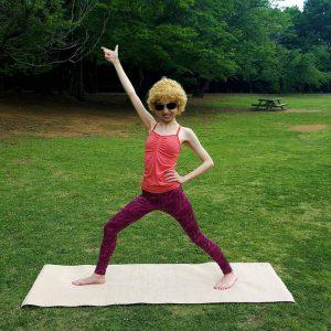 afro yoga
